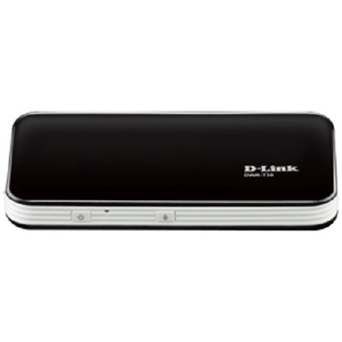 D-LINK HSPA+ Mobile Router [DWR-730] - Router Consumer Wireless